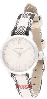Burberry Pre Owned pre-owned DU10200 quartz watch