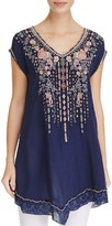 Johnny Was Rubina Embroidered Tunic