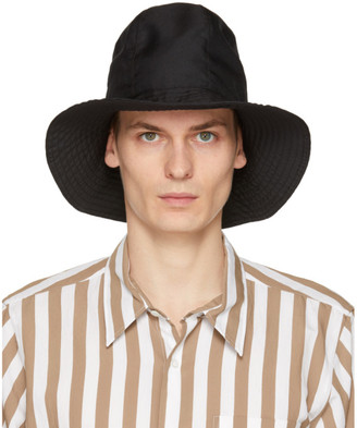 Engineered Garments Black Dome Hat