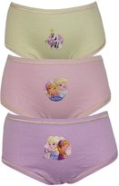 Disney Baby Frozen 'Elsa, Anna & Olaf' 3 Pack Girls Pants / Knic