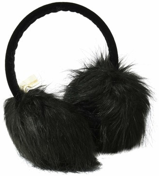 Collection Xiix Ltd. Collection XIIX Women's Solid Faux Fur Earmuffs