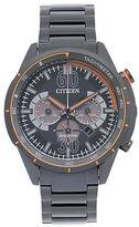 Citizen Genuine NEW Men's Eco-Drive Chronograph Watch - CA4125-56E