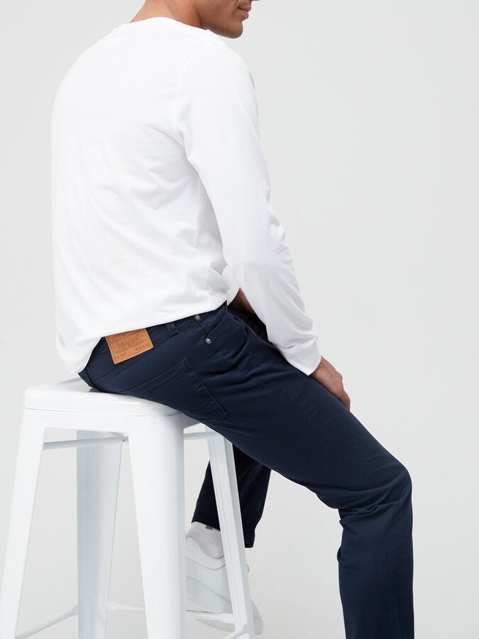 Thumbnail for your product : Levi's 511 Slim Fit Casual Trouser - Navy
