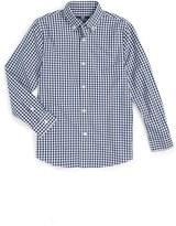 Vineyard Vines Boy's Nottingham Gingham Woven Shirt