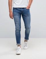 Boss Orange By Hugo Boss 72 Skinny Jeans Used Wash
