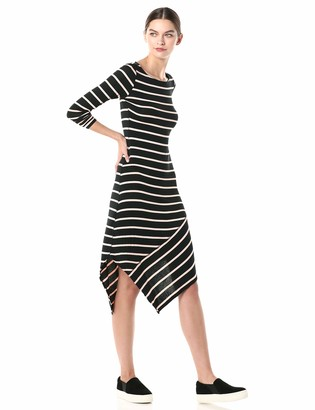 Ella Moss Women's Rhea Asymetrical Dress