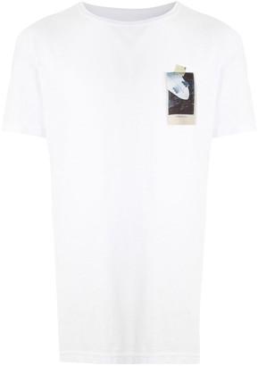 OSKLEN Organic Rouch Small Board T-shirt