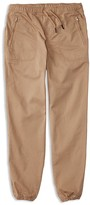 Ralph Lauren Boys' Chino & French Terry Combo Joggers - Sizes S-XL
