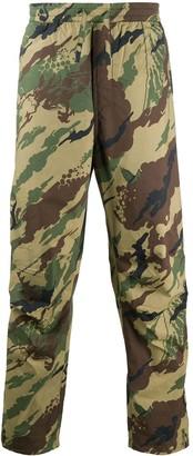 MHI Camouflage Track Pants