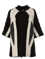 I'M Isola Marras Wool Blend Cardigan