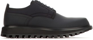 Dolce & Gabbana Vulcano Derby Lace-Up Shoes