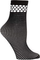 Emilio Cavallini Net Ankle Socks