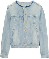 Marc by Marc Jacobs Icon distressed denim jacket