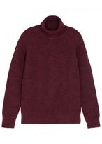 Belstaff Barnstead Chunky-knit Wool Jumper
