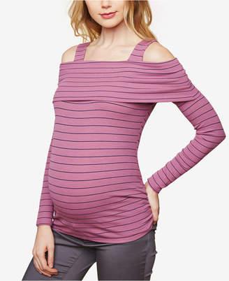 Motherhood Maternity Off-the-Shoulder Top
