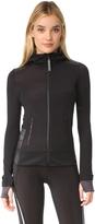 adidas by Stella McCartney Fleece Zip Up Jacket
