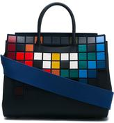 Anya Hindmarch space invaders tote