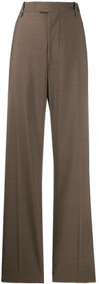 Bottega Veneta High Waisted Tailored Trousers