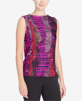 Catherine Malandrino Lynne Pleated Top
