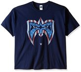 WWE Men's Ultimate Warrior Americana Men's T-Shirt