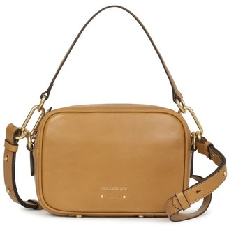 Vanessa Bruno Smooth Calfskin Leather Holly bag