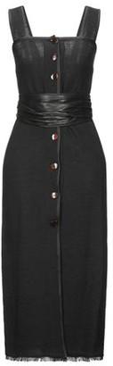 Nanushka 3/4 length dress