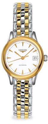 Longines Flagship Two-Tone Watch