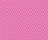 Graco SheetWorld Fitted Pack N Play Square Playard) Sheet - Primary Bubbles Pink Woven - Made In USA - 36 inches x 36 inches ( 91.4 cm x 91.4 cm)