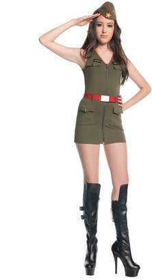 Mystery House Costumes Teen Major Trouble