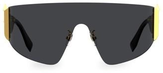Fendi 99MM Shield F Sunglasses
