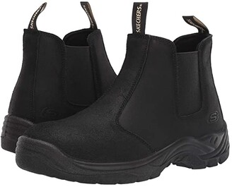 Skechers Tapter Steel Toe