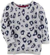Carter's Round Neck Long Sleeve Pullover Sweater - Preschool