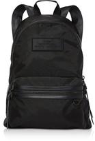 Marc Jacobs Black Nylon The Large Backpack DTM