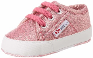 Superga Girls 4006-microlameb Birth Shoes