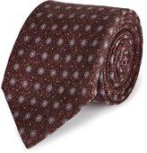 Reiss Ware - Silk Dot Tie in Red, Mens