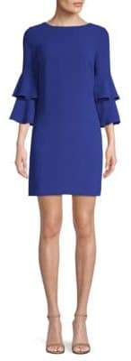 Trina Turk Women's Leona Sheath Dress - Brilliant Fuchsia - Size 4