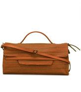 Zanellato woven shoulder bag