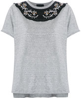 Andrea Bogosian embroidered blouse