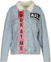 Au Jour Le Jour Denim outerwear - Item 42594880