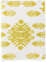 L&M Home Ikat Placemat, Lime (Set of 4)
