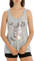Only Butterfly Shimmer Tank Top