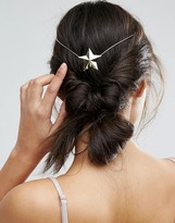 Asos Limited Edition Star Back Detail Hair Crown