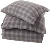 Lexington Company Lexington Authentic Herringbone Checked Grey Duvet Cover - 230x220