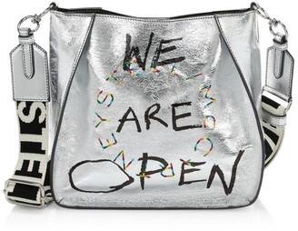 Stella McCartney Stonewall Stella Logo Shoulder Bag