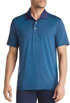 Brooks Brothers Yarn-Dyed Feeder-Stripe Classic Fit Polo Shirt