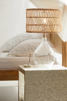 Urban Outfitters Teardrop Glass Table Lamp