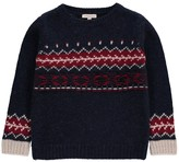 Hundred Pieces Jacquard Jumper