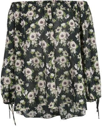Adam Lippes Off-The-Shoulder Blouse