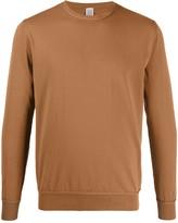 Eleventy jersey crew-neck sweatshirt