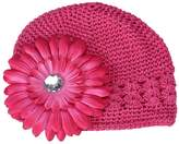 TONSEE 1PC Baby girl's Flower Hats Baby Hats Winter Autumn Hat